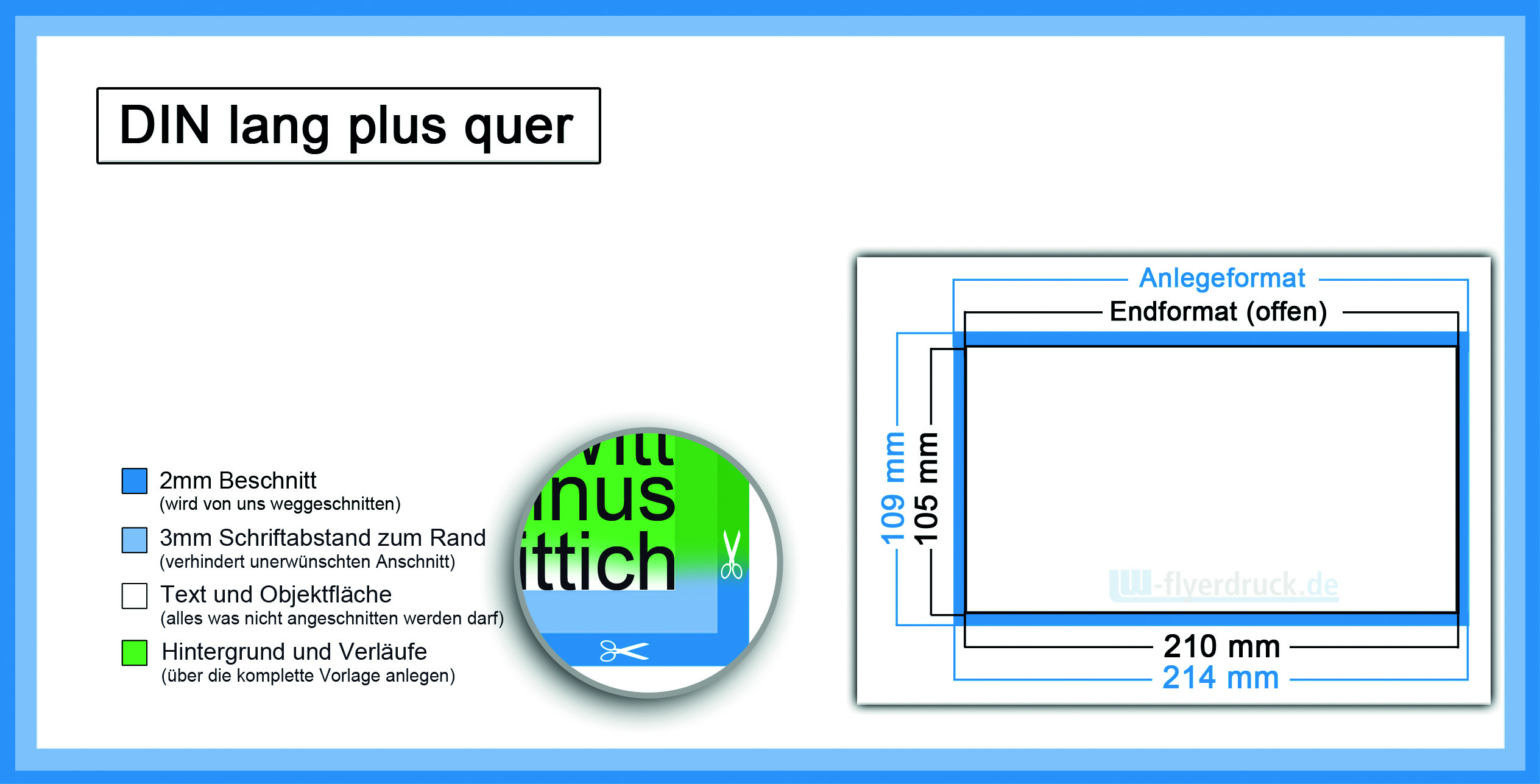 Broschüre DIN lang 80-seitig quer - 210 x 105 mm, 80-seitig, 4/4 ...